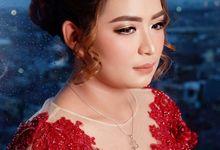 WeddingPackages by WINONA (Klien: Ayumi) by Winona Makeup & Bridal