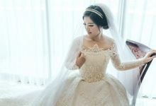 Wedding Day Laurentius & Winda by House of Luxury