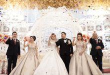 Metta's Wedding ( Wed Gown, Moms & Sisters Gown) by Putri Mudita