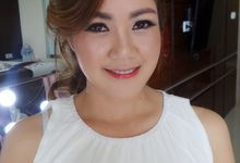 Make Up N Hair Prewedd by Jyun Liang Makeup Artist