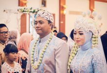 Nanda & Hariz Wedding ceremony 16 Dec 2017 by Hours Entertainment