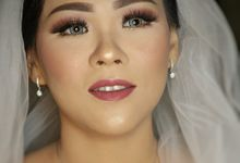 The Wedding Of Gethuk And Ria by Dita.Tanmakeup