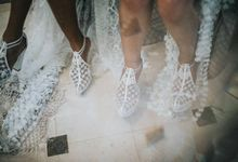 Bramanta FAITHFULLY Spring Summer 2017 by Regis Bridal Shoes