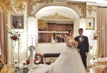The Wedding Of Yohan And Ria by Dream Decor