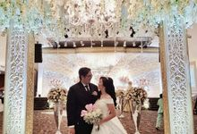 The Wedding Of Shan And Yenny by Dream Decor