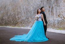 Prewedding Of - Hendri & Desi by hm photography bali
