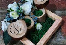 Ring Box for Mba Dini by Hana Seserahan