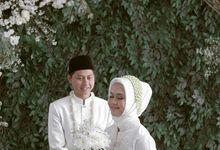 Wedding Kania & Krisna by Zelmi Makeup