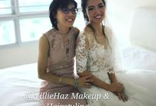 Vanessa's big day by WillieHaz Hair & Beauty