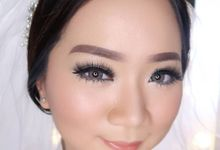 Jessica (Asian Bride Look) by MarisaFe Bridal