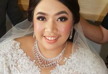 Mrs. Ical Bridal Makeup by Victoria Chang Makeup Artist