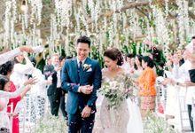 Hyatt Regency Yogyakarta - Rico & Ketzia by Maestro Wedding Organizer