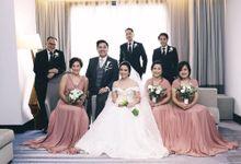 Pullman Thamrin - Bintang & Audrey by Maestro Wedding Organizer