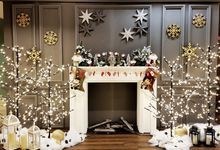 Christmas Decoration For PHE by Dream Decor