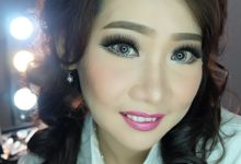 Make Up Bride by Kenneth Bridal