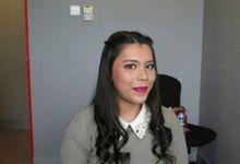 Make Up For Video Clip Ms. Glory Kumaseh by Precious Make Up