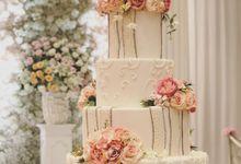SELWEN & SANTHI by Amor Cake
