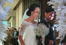The Wedding Of Kevin & Edna by Barcode Organizer