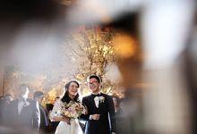 Shangri-la Hotel - Delbert & Dea by Maestro Wedding Organizer