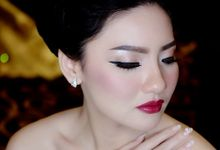 The Wedding Of Hesty Liew by Sparkling Nail