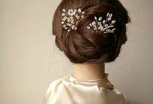 Headpiece by Fleur