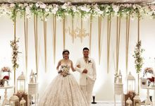 The Wedding Of Andre And Natalia by Dream Decor