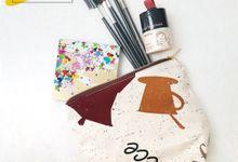 Catalog Pouch by Phoebe Souvenir
