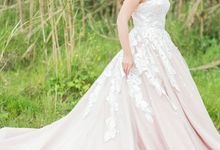 Prewedding Gown by Angela Karina