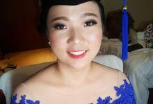 Ms. Jovita's Graduation Makeup by Victoria Chang Makeup Artist