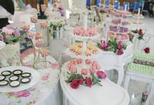 The Wedding Dzinun & Fikri by Zhafira Catering & Decoration