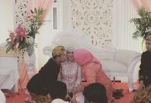 Afriliani & Rudy by 3 Times Wedding Service
