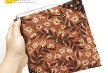 Batik POUCH by Phoebe Souvenir
