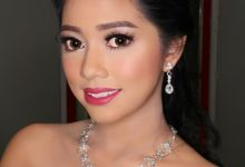 Sweet 17th Make up & Hair do by MarisaFe MUA