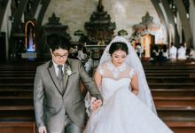 The Wedding Of - Alfred & Raissa by hm photography bali