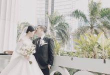 Ritz Carlton - Edsel & Velin by Maestro Wedding Organizer