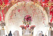 CNY Home Decor For Mr. Hartono Lim by Dream Decor