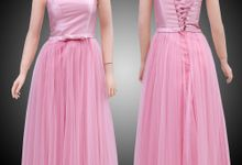 Bridesmaid Dress Disewakan by Sewa Gaun Pesta