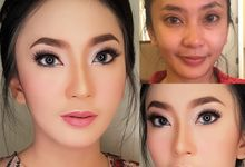 Flawless Make Up For GRADUATION Day by LCK Makeup Artist