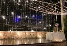 Fairy Lights Weddings by The Silver Lining