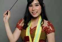 Photoshoot Graduation Ms.Fenecia by Nathalia Tjan Makeup