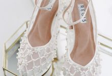 Regis Bridal Shoes by Regis Bridal Shoes