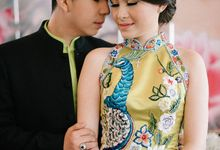 Mr.Willy & Mrs.Irene by Ventlee Groom Centre
