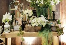 The Wedding Of David And Vindy by Dream Decor