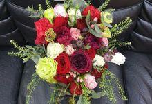 Collection Nanami Florist Rustic Bouquet by nanami florist