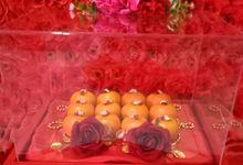 Sangjit Beatix & Stefanus by Calysta Sangjit Decoration