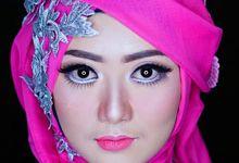 Make Up Wedding - Novian Ping - by Azeera Make Up