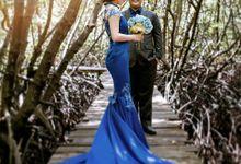 Prewedding Of - David & Devi by hm photography bali