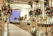 The Wedding Of Melvin And Tisas by Dream Decor