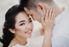WEDDING & PREWEDDING 3 by CHERIS'H makeup artist