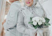 Make Up Wedding - Silfie - by Azeera Make Up